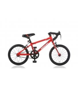 """Vélo de course ROUBAIX 16"""" rouge 2019"""