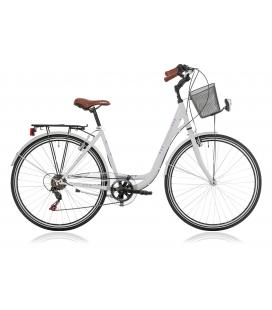 """Vélo de ville CENTRAL PARK 28"""" 6 vit. dame anthracite 2019"""