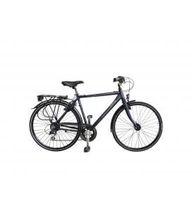 """Vélo de ville TARANTO 400 28"""" homme noir/gris 2019"""