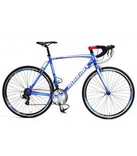 "Vélo de route ROUBAIX 28"" bleu 2019"