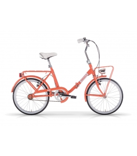 "Vélo pliant ANGELA 20"" FW orange 2019"