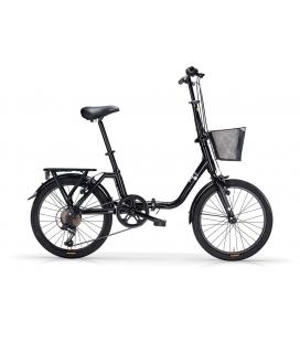 "Vélo pliant KANGAROO 20"" 6 vit. Noir 2019"