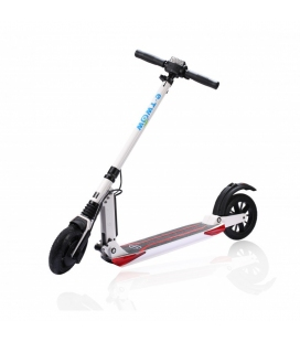 Trottinette électrique ETWOW Booster Monster V Confort Blanc