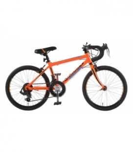"""Vélo de route ROUBAIX 20"""" orange 2019"""