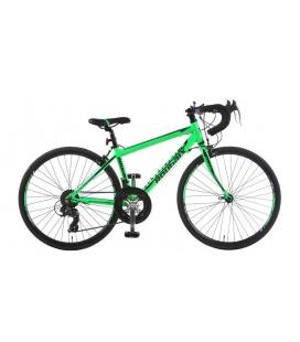 """Vélo de route ROUBAIX 24"""" vert 2019"""