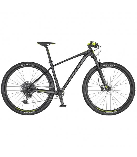 VTT Scott Scale 970 black/yellow 2020