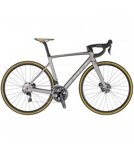 Vélo de route Scott Addict RC 10 grey 2020