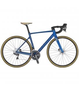 Vélo de route Scott Addict RC 30 blue 2020