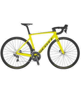 Vélo de route Scott Addict RC 30 yellow 2020