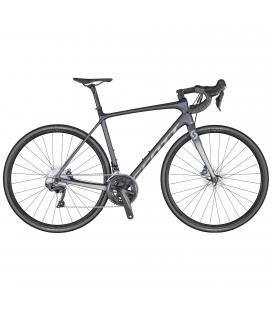 Vélo de route Scott Addict 10 disc grey 2020