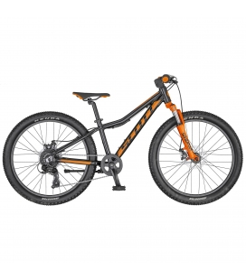 VTT Junior Scott Scale 24 disc black/orange 2020