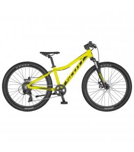 VTT Junior Scott Scale 24 disc yellow/black 2020