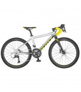 Vélo de route Junior Scott Gravel 24 2020