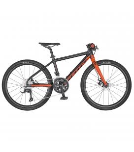 Vélo de route Junior Scott Gravel 24 FB 2020