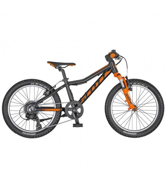 VTT Junior Scott Scale 20 black/orange 2020