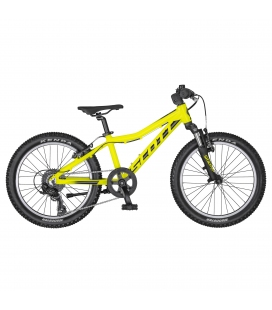 VTT Junior Scott Scale 20 yellow/black 2020