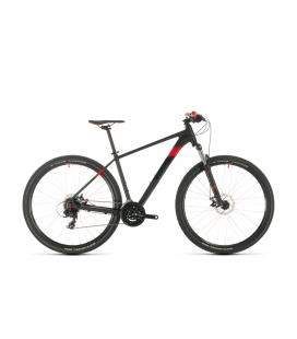 VTT Cube Aim black´n´red 27.5 2020
