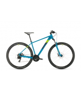 VTT Cube Aim blue´n´green 27.5 2020