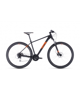 VTT Cube Aim Pro black´n´orange 27.5 2020