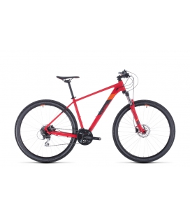 VTT Cube Aim Race red´n´orange 27.5 2020