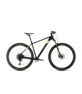VTT Cube Analog black´n´flashyellow 27.5 2020