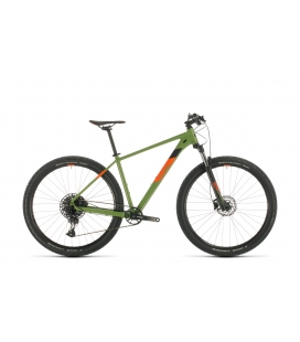 VTT Cube Analog green´n´orange 27.5 2020