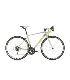 Vélo de route Cube Axial WS lightgrey´n´green 2020