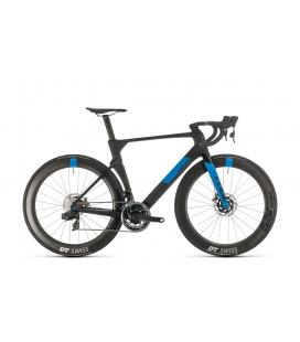 Vélo de route Cube Litening C:68X SLT carbon´n´blue 2020