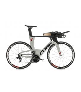 Vélo de triathlon Cube Aerium C:68 SL HIGH carbon´n´grey 2020