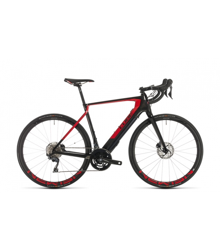 Cube Agree Hybrid C:62 SL carbon´n´red 2020