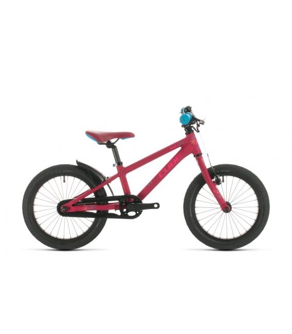 VTT Enfant Cube Cubie 160 girl berry´n´pink´n´blue 2020