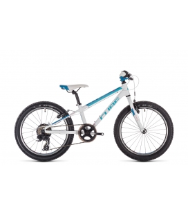 VTT Enfant Cube Access 200 white´n´blue´n´pink 2020