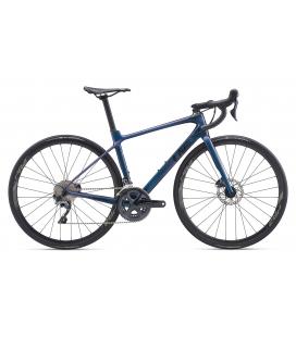 Vélo de route Giant LIV Langma Advanced 1 Disc 2020