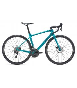 Vélo de route Giant LIV Langma Advanced 2 Disc 2020