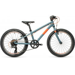 VTT Enfant Cube Acid 200 grey'n'orange 2021