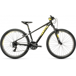 VTT Enfant Cube Acid 260 black'n'yellow 2021