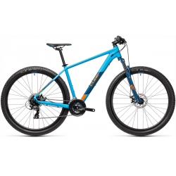 VTT Cube Aim blue'n'orange 2021
