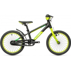 VTT Enfant Cube Cubie 160 black'n'green 2021