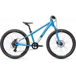 VTT Enfant Cube Acid 240 Disc iceblue'n'blue 2021