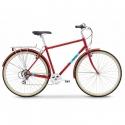 Vélo de ville Breezer DOWNTOWN EX Rouge 2020