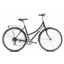 Vélo de ville Breezer DOWNTOWN EX ST noir 2021