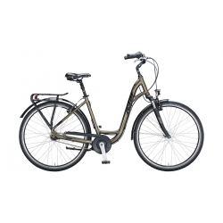 Vélo de ville KTM CITY LINE 28 kaki 2021