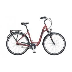 Vélo de ville KTM CITY LINE 28 bordeaux 2021