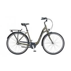 Vélo de ville KTM CITY FUN 28 kaki 2021