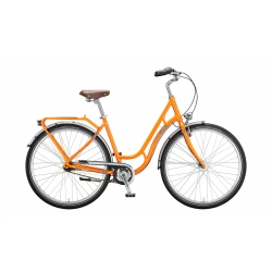 Vélo de ville KTM TOURELLA mandarine 2021