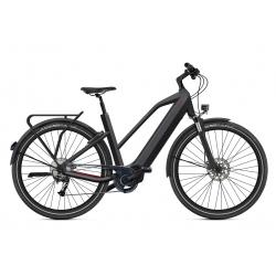"""Vélo fille AMAZONE 24"""" 6V bleu 2020"""