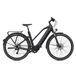 "Vélo fille AMAZONE 24"" 6V vert 2020"