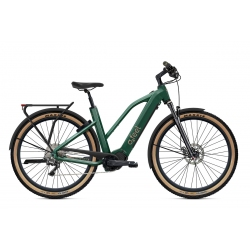 "Vélo fille COSMO 24"" turquoise 2020"