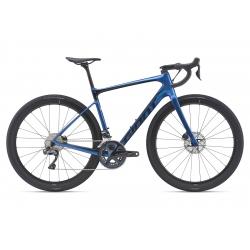 Vélo de route Giant Defy Advanced Pro 1 2021