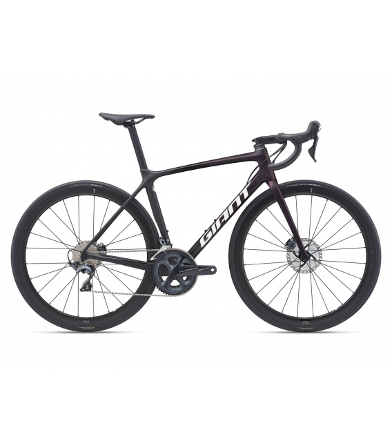 Vélo de route Giant TCR Advanced Pro 1 Disc 2021